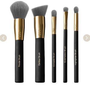 5 Piece Charcoal Brush Set